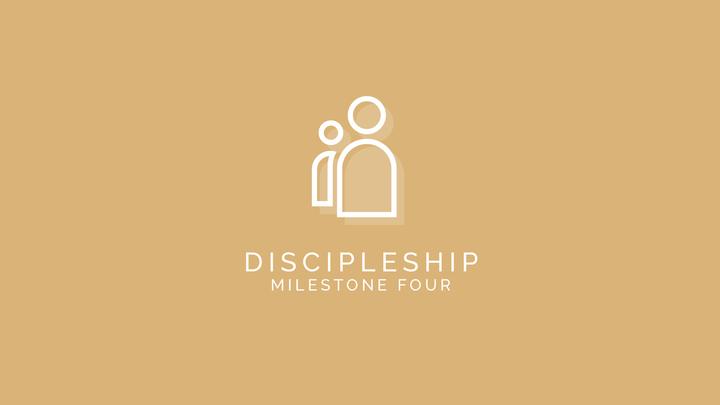 Milestone Four   Discipleship   Cypress logo image