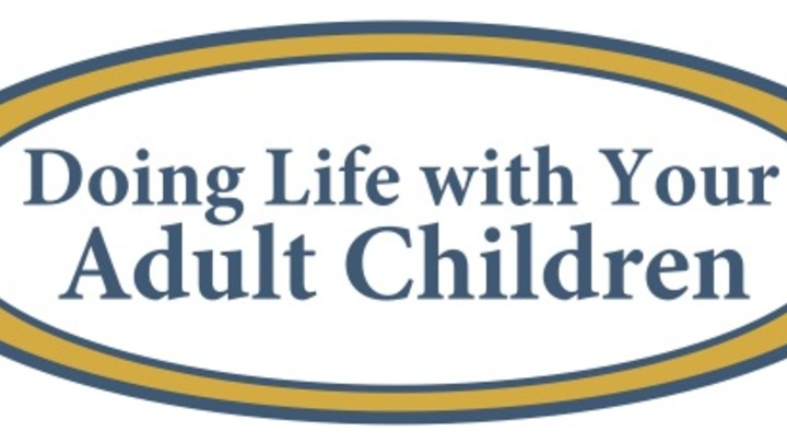 Doing Life With Your Adult Children Seminar logo image