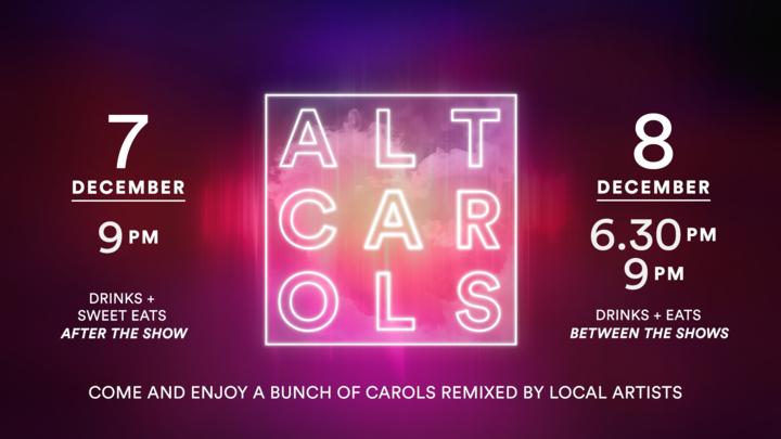 ALT CAROLS 2019 logo image