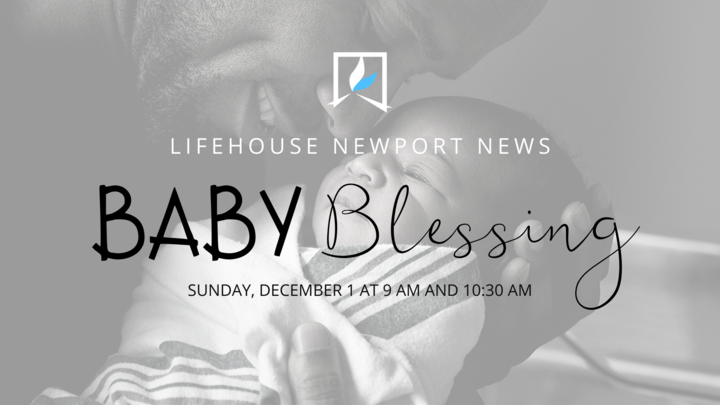 Baby Blessing logo image