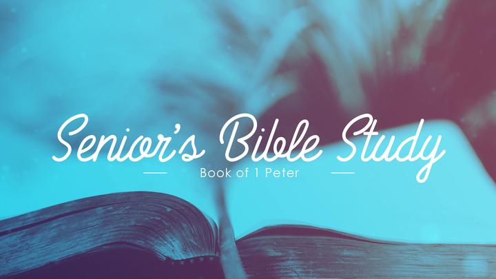 Senior's Bible Study Book of Peter (Rialto Campus) logo image