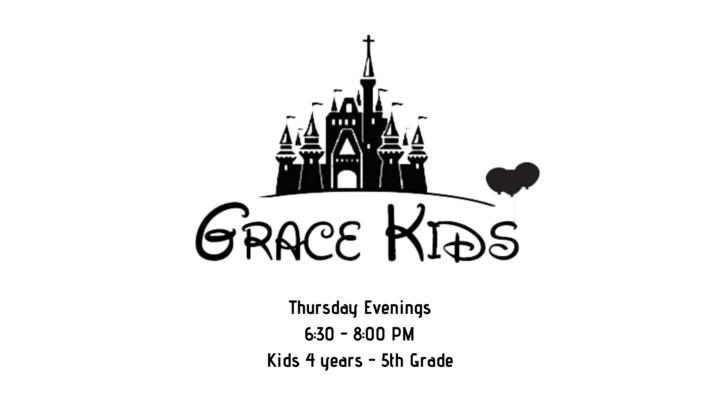 GRACE KIDS is back on January 9th! logo image