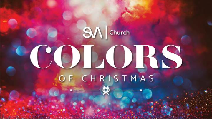 Advent Begins: Colors of Christmas logo image