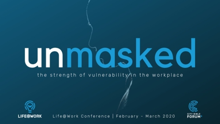 Life@Work Conference - REGISTER AT CITY BIBLE FORUM WEBSITE (See below) logo image