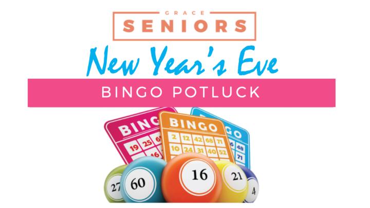 Seniors | New Year's Eve Bingo Night logo image