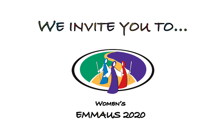Women's Emmaus Retreat logo image