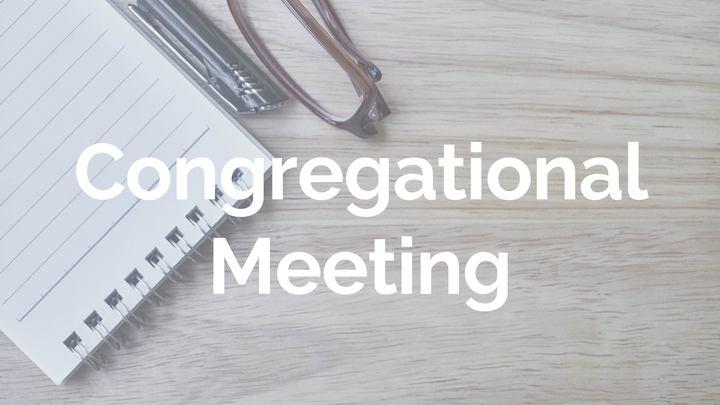 Congregational Meeting logo image