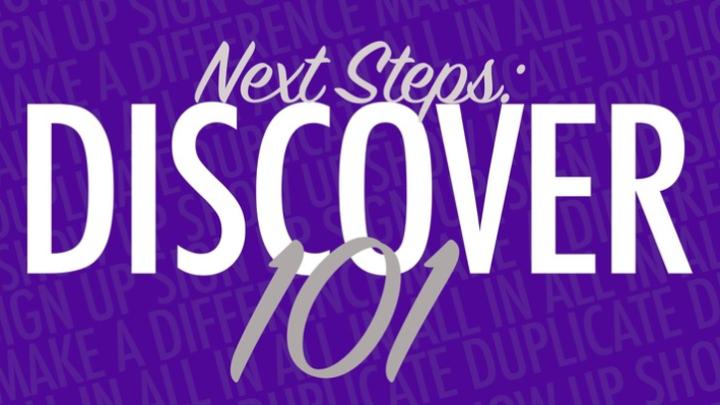 December Discover 101 logo image