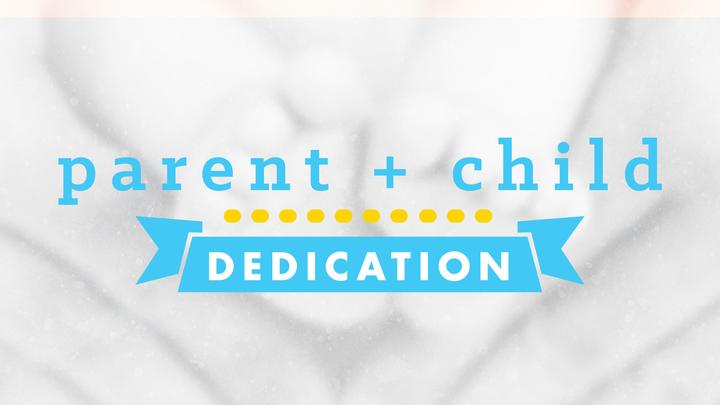 Parent + Child Dedication logo image