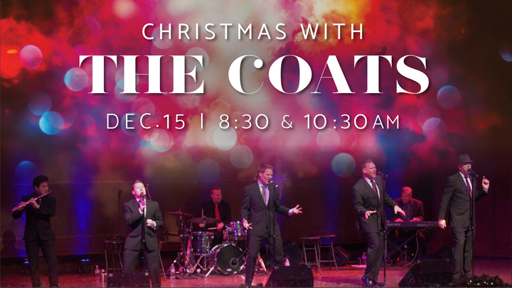 Christmas with the Coats logo image