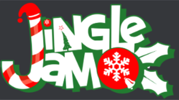 Kids Christmas Eve Jingle Jam Party logo image