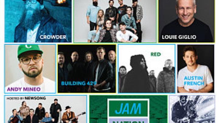 Winter Jam  Sunday, February 16th Cost $15  Legacy Arena  logo image