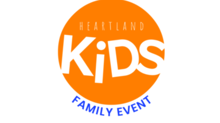 Heartland Kids Family Event logo image