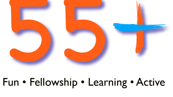 55PLUS Annual Christmas Brunch logo image