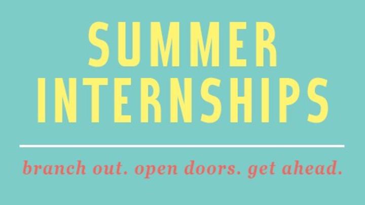 SUMMER INTERNSHIP -$50 logo image