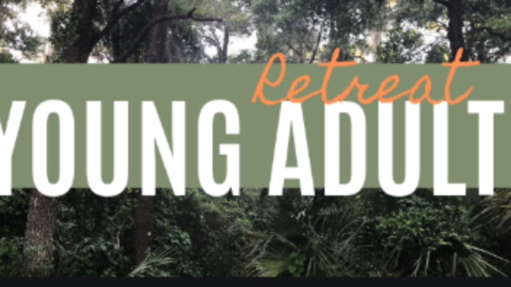 YOUNG ADULT RETREAT- $75 logo image