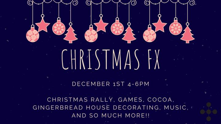 Christmas FX logo image