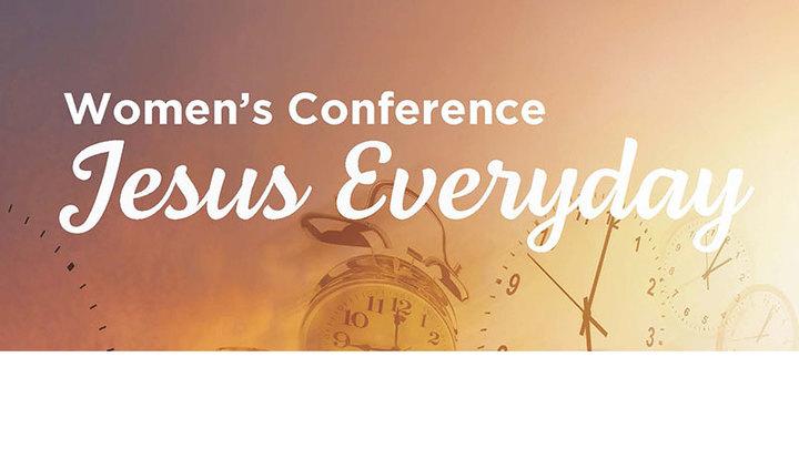 Women's Event - Jesus Everyday logo image