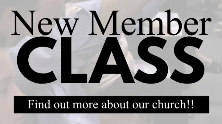 New Member Class logo image