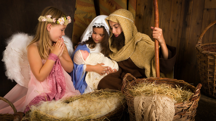 Children's Christmas Pageant logo image