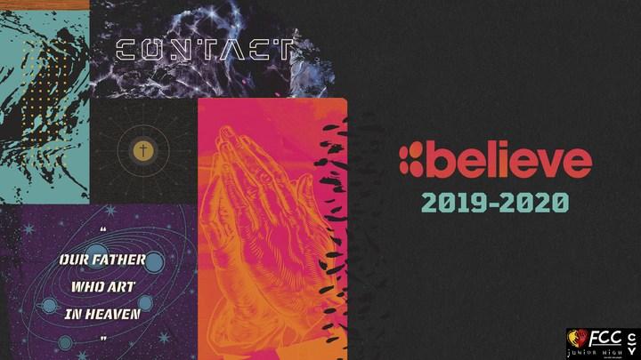 CIY BELIEVE 2020 logo image