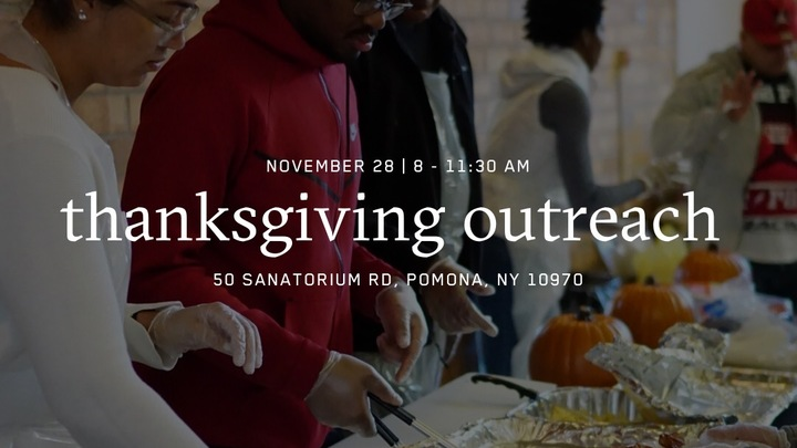 Thankgiving Outreach at the Warming Center logo image