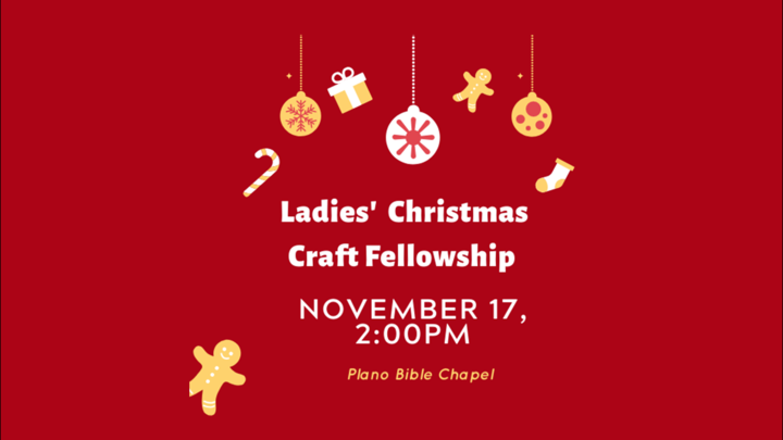 Ladies' Christmas Craft Fellowship logo image