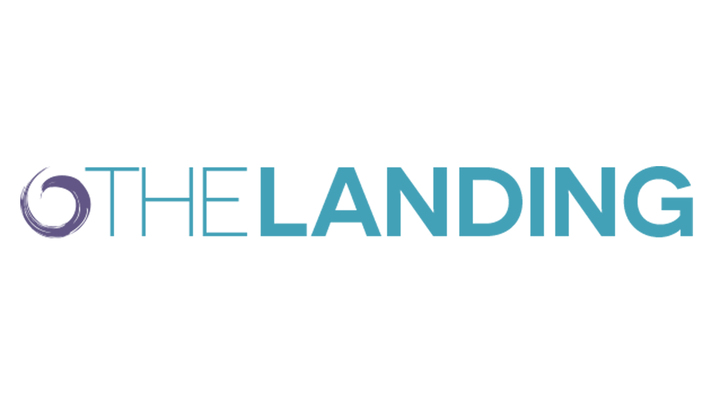 The Landing | Serving Over The Holidays  logo image