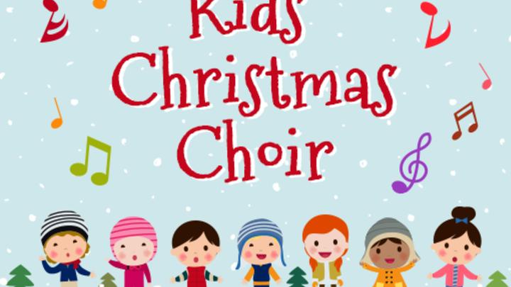 Kid's Christmas Choir logo image