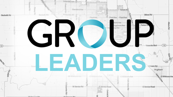 Modesto: GROUP Leaders Spring Launch logo image