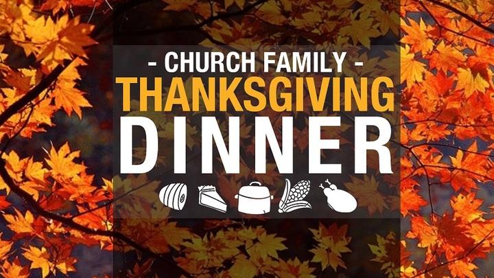 Thanksgiving Banquet logo image