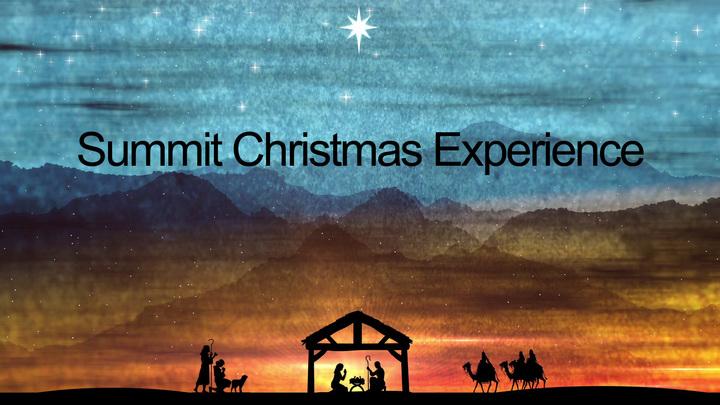 Summit Family Christmas Experience logo image