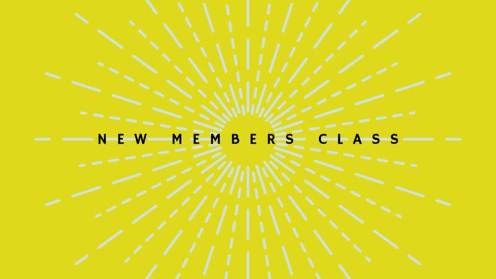 SFB New Members Class logo image