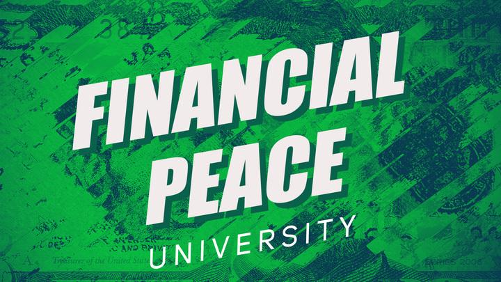Financial Peace University, Winter 2020, Sundays logo image