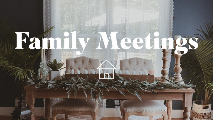 Family Meeting - June 2020 logo image