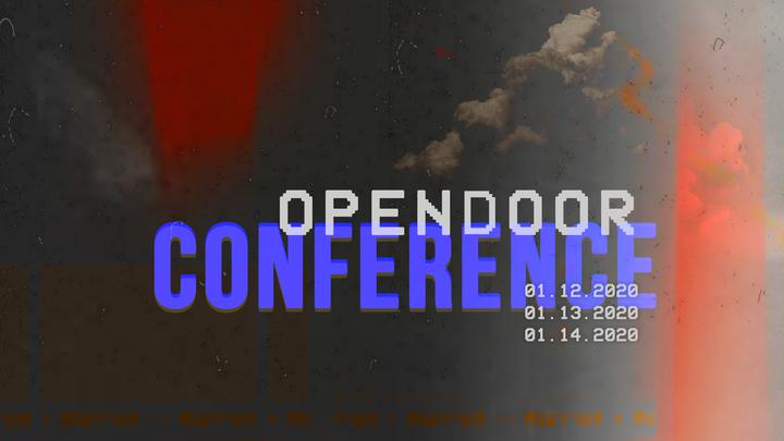 Opendoor Conference logo image