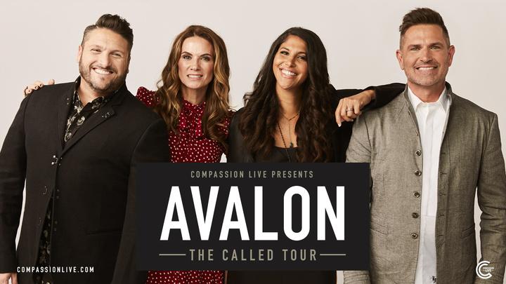 Compassion Live Presents - Avalon logo image