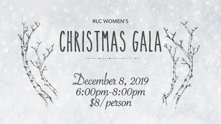 Women's Christmas Gala logo image