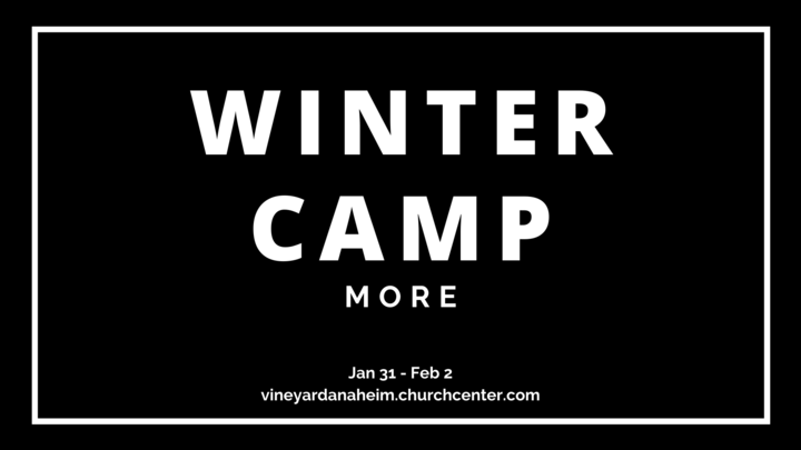 Winter Camp logo image