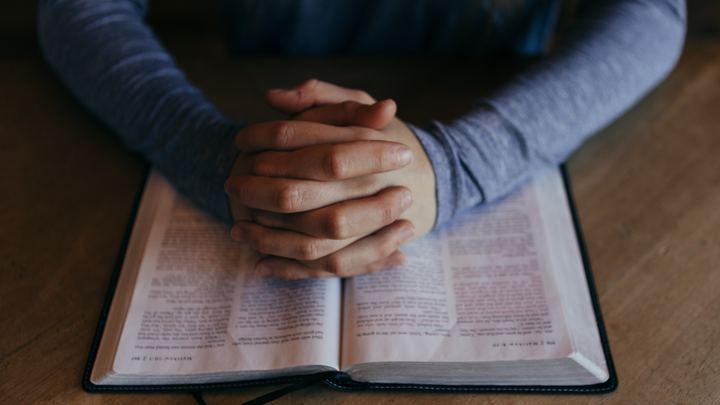 Prayer Training logo image