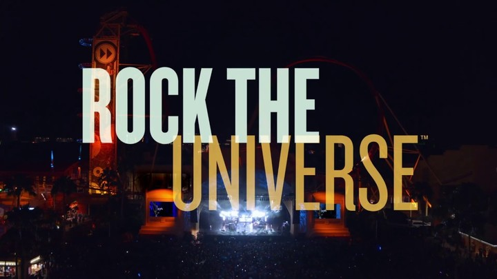 Rock The Universe 2020 - Ignite Teens logo image