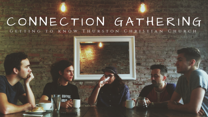 Connection Gathering - Sunday Morning  logo image