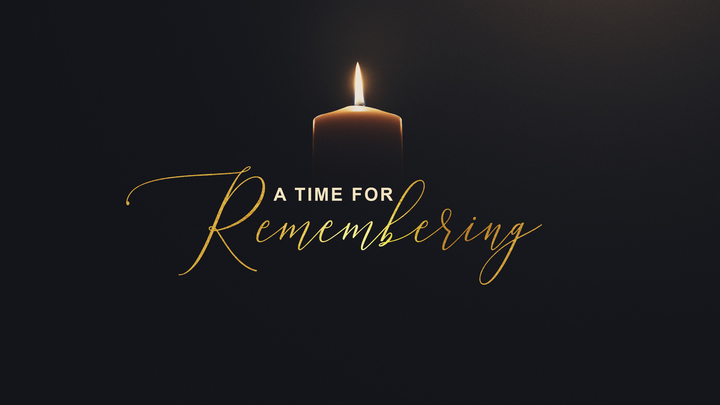 Time for Remembering logo image