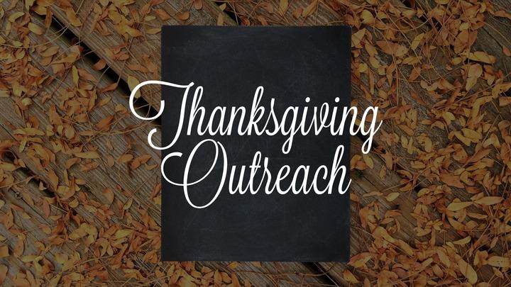 Thanksgiving Outreach logo image