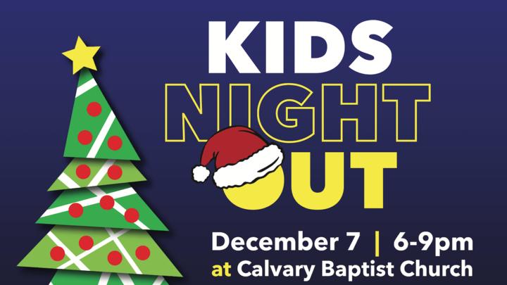 Kids Night Out logo image