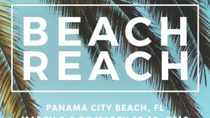 Beach Reach 2020 logo image