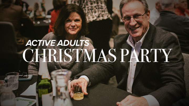 All-Campus: Active Adults Christmas Party logo image