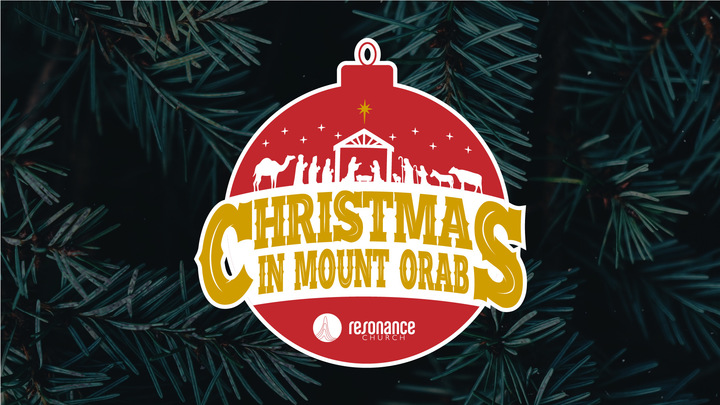 Christmas in Mt. Orab 2019 logo image