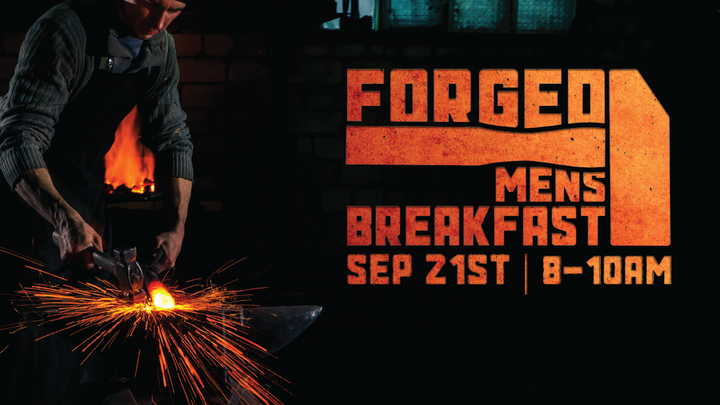 FORGED Men's Breakfast logo image