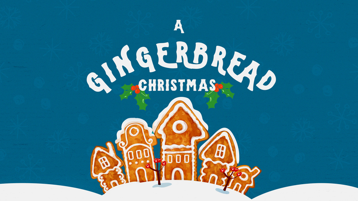 Gingerbread Christmas Family Event logo image